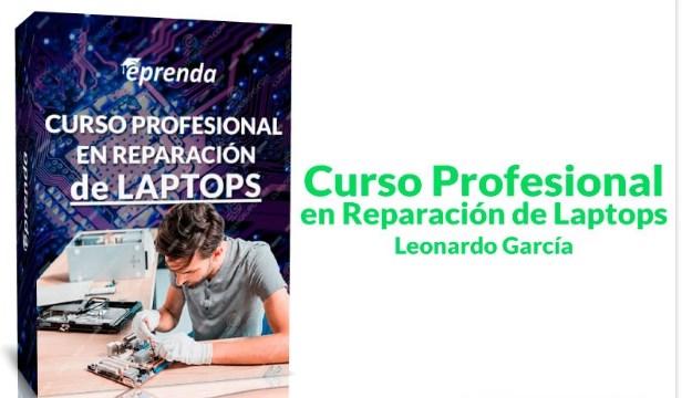 Curso profesional en reparación de laptops