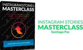 Instagram Stories Masterclass – Santiago Paz