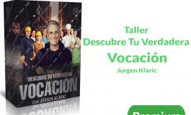 Taller descubre tu verdadera vocación