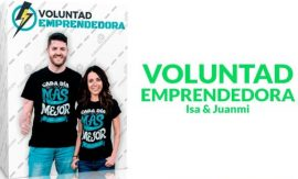 Curso Voluntad emprendedora