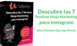 7 tecnicas ninja marketing para instagram