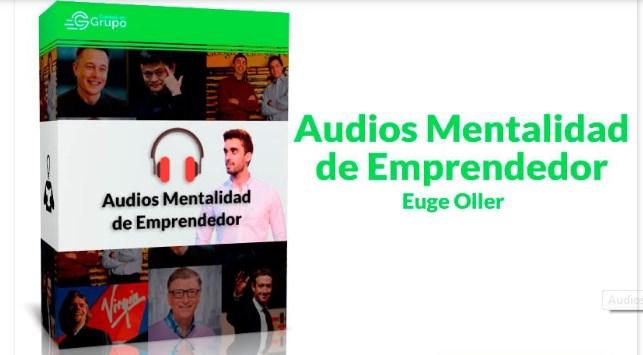 Audios de mentalidad de emprendedor