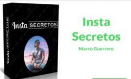 Curso Instasecretos – Marco Guerrero