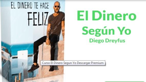 El Dinero según Yo – Diego Dreyfus