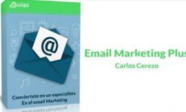 Email Marketing Plus – Carlos Cerezo