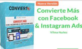 Facebook e Instagram Ads – Vilma Núñez