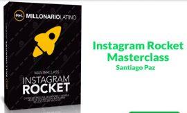Instagram rocket masterclass millonario latino