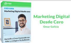 Marketing Digital desde Cero – Omar Galicia