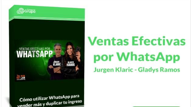 Marketing y Ventas efectivas por WhatsApp