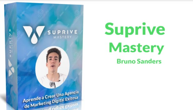 Suprive Mastery bruno sanders
