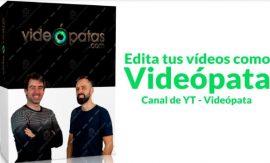 Videopatia ¿Quieres editar vídeos más profesionales y llegar a una audiencia más grande?