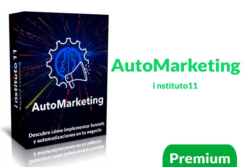 Curso Automarketing – instituto 11