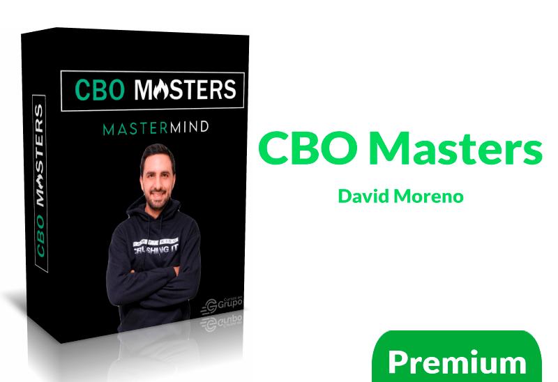 Curso CBO Master David Moreno