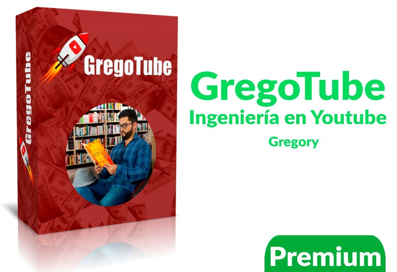 Curso GregoTube ingienería en Youtube
