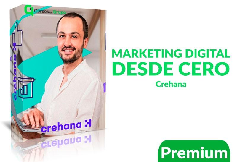 Curso Marketing Digital desde Cero - crehana