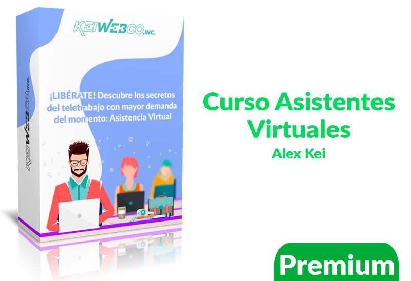 Curso asistentes virtuales -Alex kei