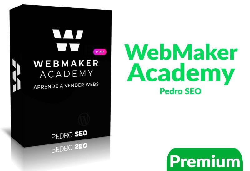Curso webmaker academy de pedro seo